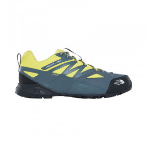 Incaltaminte Barbati Alergare The North Face Verto Amp GTX Gri