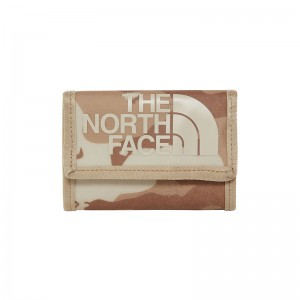 Portofel The North Face Base Camp Camo