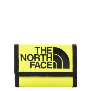 Portofel The North Face Base Camp Wallet Lime