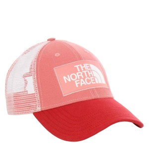 Sapca The North Face Mudder Trucker Hat Mauve Glow (Somon)