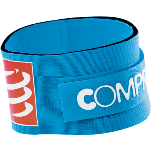 Bratara Cip Cronometrare Compressport Ice Blue