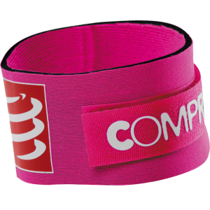 Bratara Cip Cronometrare Compressport Pink