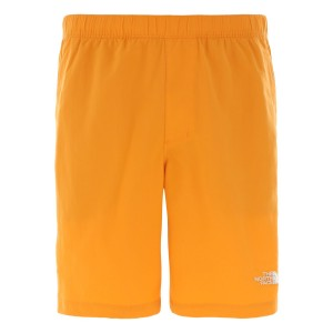 Pantaloni Scurti Barbati The North Face M Class V Water Short-EU Flame Orange (Portocaliu)