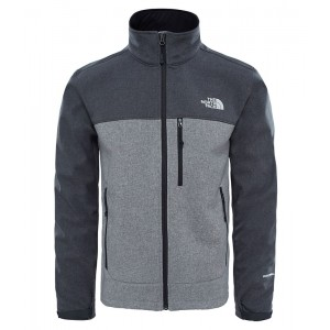 Geaca Barbati Hiking The North Face Apex Bionic Gri
