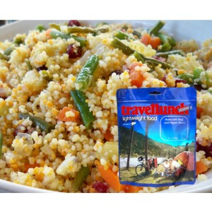 Aliment Travellunch couscous vegetarian