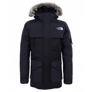 Geaca The North Face Mc Murdo 2 M Negru / Gri