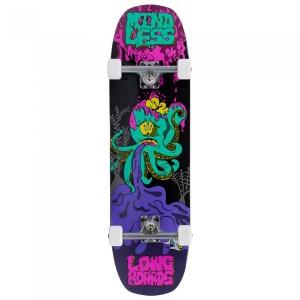 Cruiser Mindless Octopuke/Purple 32.5x8.75 inch Multicolor