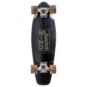 Cruiser Mindless Daily Stained 3 24 inch/61cm Negru