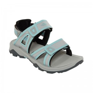 Sandale Femei Drumetie The North Face Hedgehog Sandal II Gri