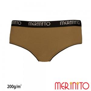 Lenjerie Merinito Hipster Briefs 100% Merinos 200g W Maro