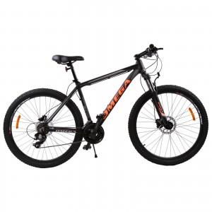 "Bicicleta Mountain Bike Omega Duke 27.5"" Negru / Rosu / Albastru"