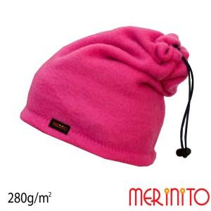 Caciula / Tub Unisex Merinito Soft Fleece 100% Lana Merinos Roz