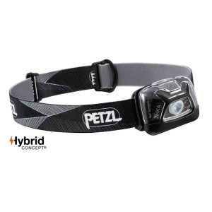 Lanterna Frontala Petzl Tikka Negru
