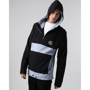 Hanorac Element Ridley Quarter Zip M Negru