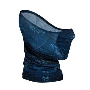 Bandana Tubulara Casual Copii Buff Filter Tube Vilmos Blue
