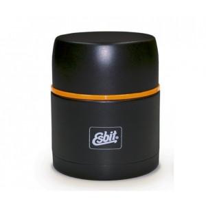 Termos pentru mancare Esbit inox 500 ml Negru