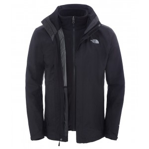 Geaca Barbati Hiking The North Face Evolution II Triclimate Negru