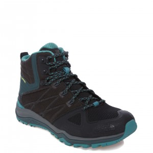 Incaltaminte hiking The North Face Ultra Fastpack II Mid GTX W Neagra/Turquoise