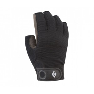 Manusi alpinism Black Diamond Crag half Finger Negre