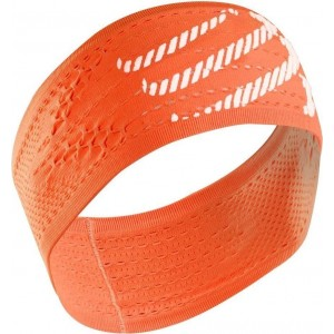 Bentita cap Compressport On/Off Orange