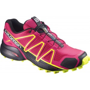 Incaltaminte Alergare Salomon Speedcross 4 W Roz