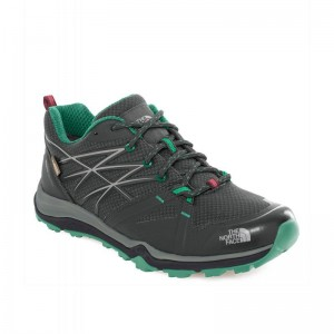 Incaltaminte Hiking The North Face W Hedgehog Fastpack GTX (Eu) Gri/Verde