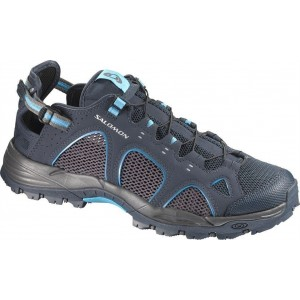 Incaltaminte Hiking Salomon Techamphibian 3 M Albastru
