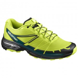Incaltaminte alergare Salomon Wings Pro 2 M Lime