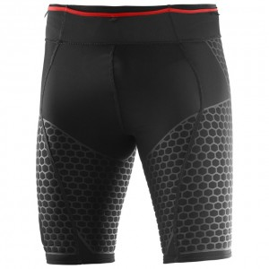 Pantaloni scurti Salomon Exo Tight M Negri
