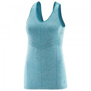 Maiou Salomon Elevate Seamless W Turquoise