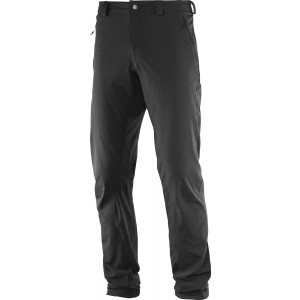 Pantaloni Barbati Hiking Salomon Wayfarer Incline Negru