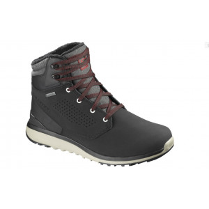 Ghete Barbati Salomon Utility Winter CSWP Gri