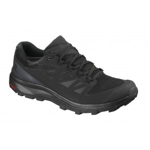 Incaltaminte Barbati Hiking Salomon Outline GTX Negru / Gri