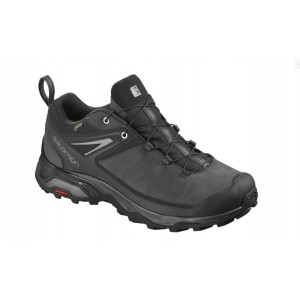 Incaltaminte Barbati Hiking Salomon X Ultra 3 LTR GTX Gri