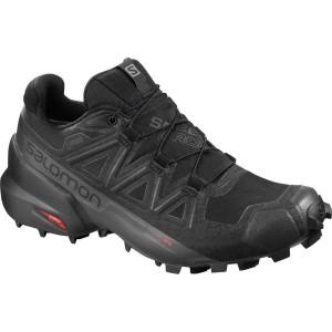 Salomon Pantofi Alergare pentru Femei SPEEDCROSS 5 Gore-Tex  Negru