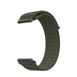 Curea Ceas Coros Apex 46mm/Apex Pro Nailon Verde