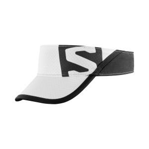 Salomon Vizor Alergare XA VISOR White/Black OSFA Unisex (Alb)