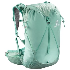 Rucsac Femei Hiking Salomon Out Day 20+4 Verde