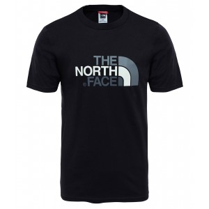 Tricou The North Face Easy S/S M Negru