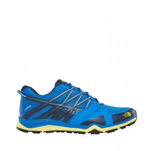 Incaltaminte Hiking The North Face Hedgehog Fastpack Lite II GTX M Albastru / Galben