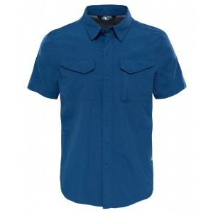 Camasa The North Face Sequoia S/S M Bleumarin