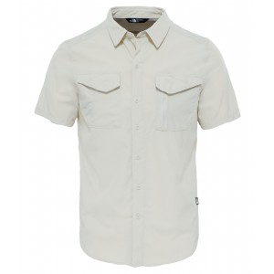 Camasa The North Face Sequoia S/S M Crem