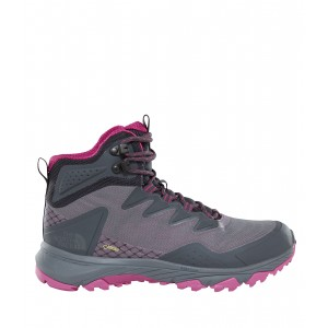 Incaltaminte Hiking The North Face Utra Fastpack III Mid GTX W Gri / Mov