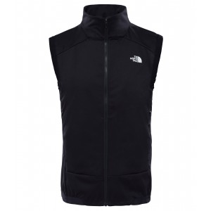 Vesta Hiking The North Face Aterpea Softshell Gilet M Negru