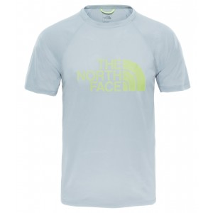 Tricou Alergare The North Face Flight Better Than Naked Athlete S/S M Gri