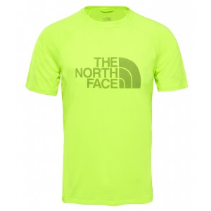 Tricou Alergare The North Face Flight Better Than Naked Athlete S/S M Galben