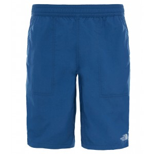Pantaloni scurti Hiking The North Face Pull-On Adventure M Bleumarin