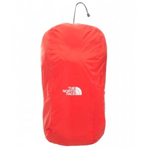 Husa rucsac The North Face Pack Rain Cover Rosu