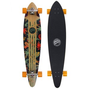 Longboard Mindless Maverick IV Talisman 46x9.75 inch Multicolor