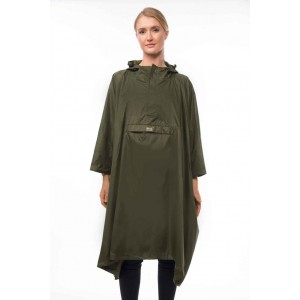 Poncho Mac In A Sac Verde